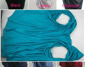 Double loop Jersey instant hijabs