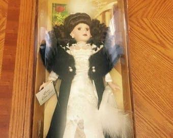 Orient Express Porcelain Doll Dame Eliza Jane