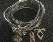Shadowhunters inspired bracelets (various Designs)