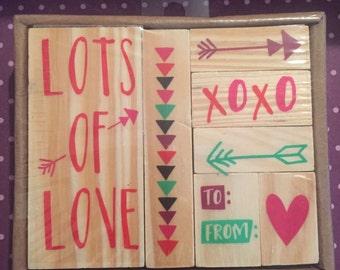 Lots of Love Stamp Set