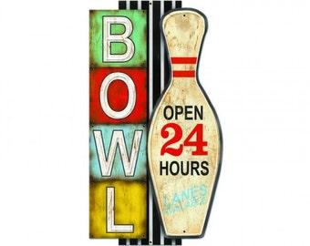Bowl Neon Vintage