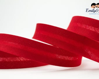 bias tape red bias binding