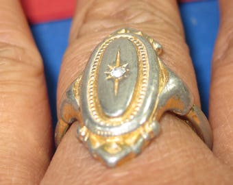 S-52  Vintage Ring size 7 1/2