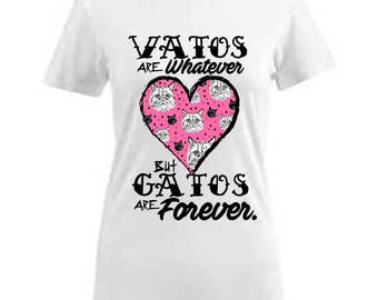 New! Gatos are forever!