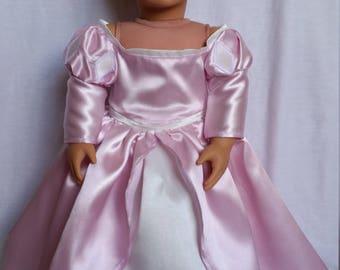 American Girl Ariel's Pink Dress