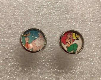 Ear plug the Mermaid (1)