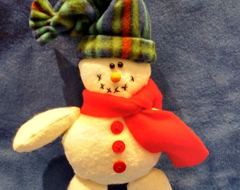 Snowman ornament,snowman, holiday decor,Christmas ornament,snowman decor,Christmas decor,