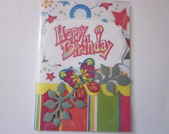 Birthday Card for woman or teen