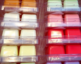 Soy scented wax melts
