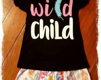 Wild Child! 3 pc.set