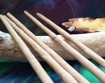 NATURAL Amber patchouli jasmine Incense sticks ~100% pure and Natural ~ no chemicals ~ handmade by Queen of the Nile in the UK