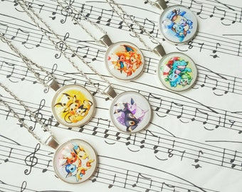 "Necklace "" Pokémon """