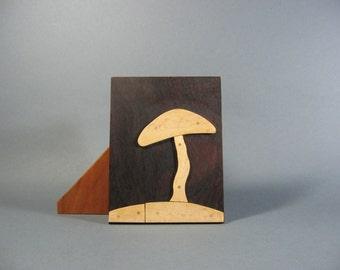 Small Sculpture Wood Art by wayne walma