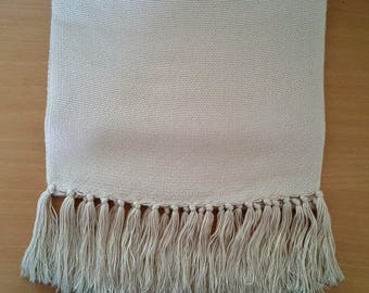 Handwoven 100% Bamboo Scarf
