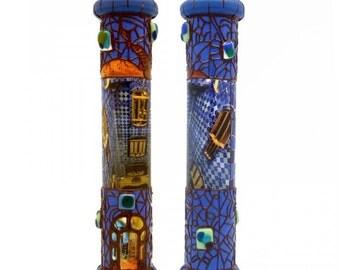 Kaleidoscope - Architect Gaudi, Art Handmade Collectible Toy