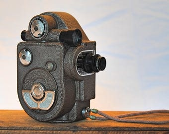 Vintage Revere Eight Video Camera