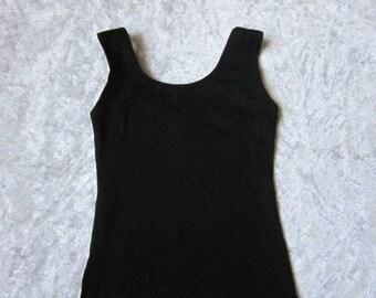 Jersey-shirt for iOS 80 and Iplehouse EID_M super hero type BJD doll Black