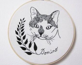 Cat portrait (or any other pet portrait)