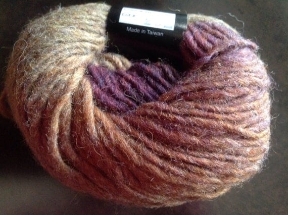 Knitting Universe Knitters Paintbox : Knit one crochet too paint box yarn from martitalids on