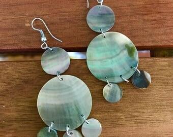 Vietnamese Shell Earrings