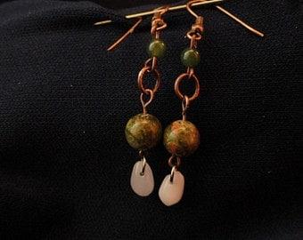 Earth Goddess Earrings