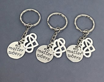 Best friends keychain - set of three, bff charm,3 bff keychain, set of 3 best friend,set of 3 keychain, bff keychain, bff gift