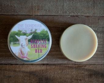 Dudette Shaving Bar - Goat Milk Soap, Organic Soap, Farmstead Soap, All Natural Soap, Handmade Soap, Cold Process Soap, For Her, Shaving Bar