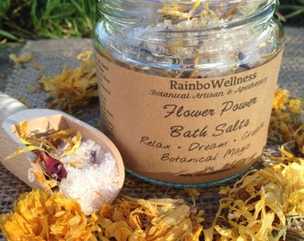 Flower Power - Sacred Bath Salts