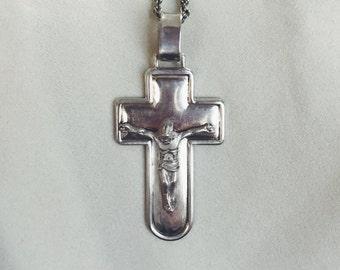 Vintage Crucifix Necklace