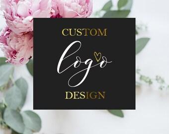 Custom Logo Design-Logo Design-Custom Branding Logo-Custom Business Logo