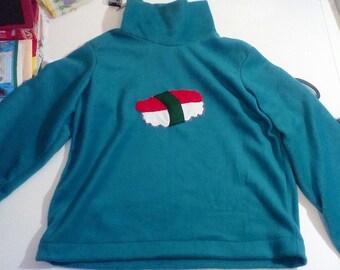 Mabel's Sushi Sweater