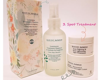 3-Step Night Regimen to Clear Adult Acne
