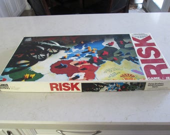 1975 Risk Board Game