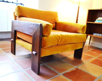 Mid Century Lounge Chair by Adrian Pearsall for Craft Associates