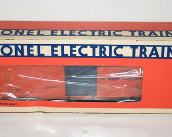Vintage 1986 LIONEL BOXCAR 'A New Tradition' with Original Box
