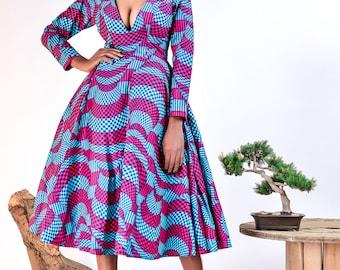 Amie Plunge Dress