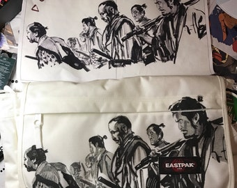 Eastpak shoulder bag custom bag/Samurai