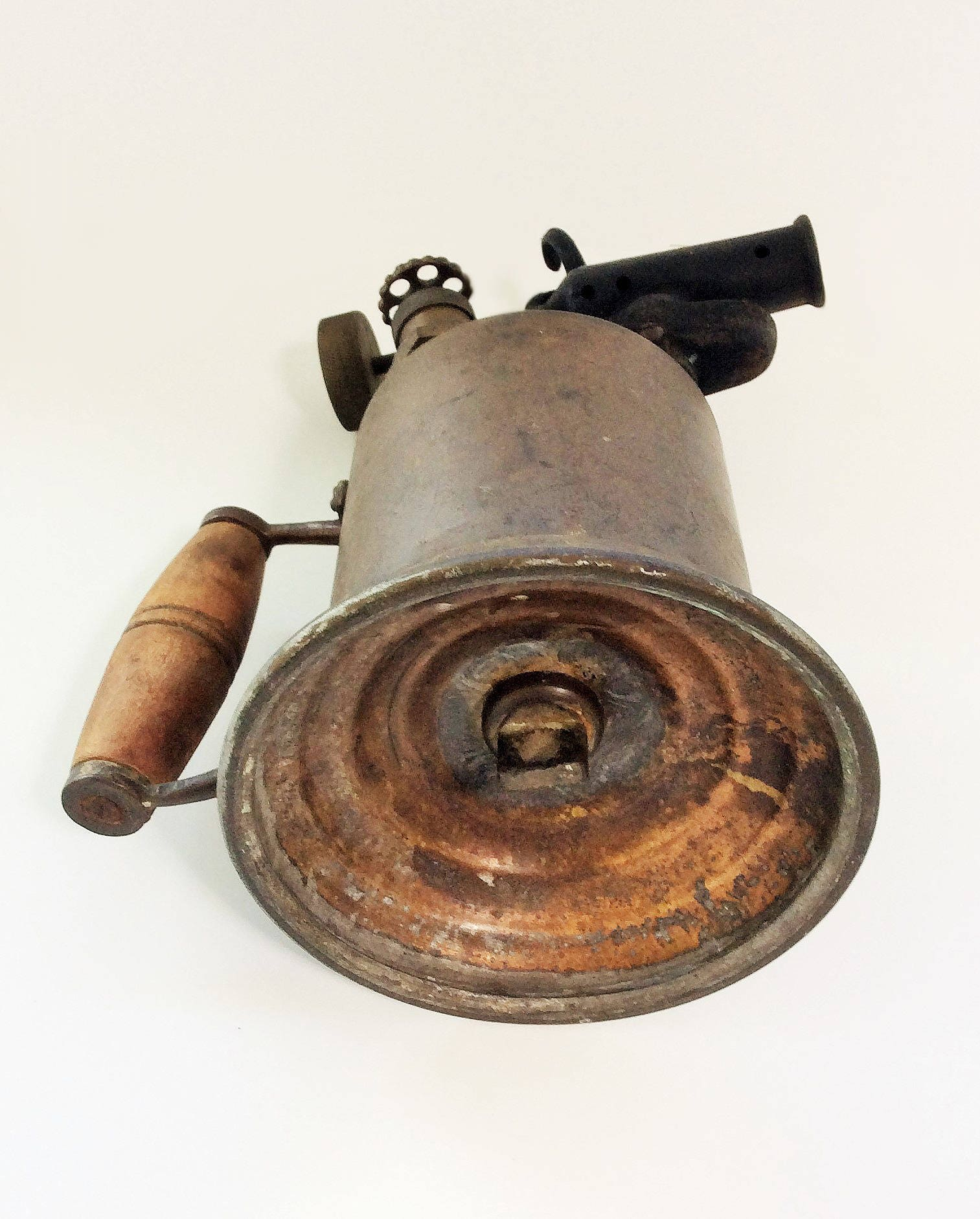 Antique Gasoline Blow Torch, or Plumber\'s Torch, Possibly Vintage ...