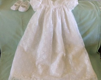 Christening/baptism dress