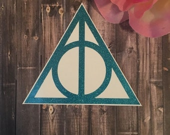 Deathly Hallows | Harry Potter Decal