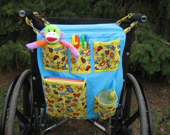 Wheelchair bag-sm-blue
