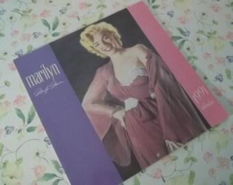 1991 Marilyn Monroe 12-Month Wall Calendar