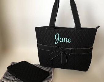 Personalized Diaper Bag