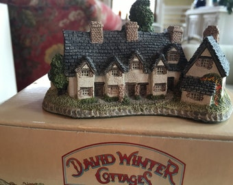 Unique David Winter Cottage Related Items Etsy