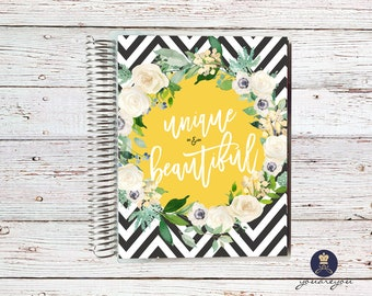 Spring Planner Cover, Erin Condren Cover, Mini Happy Planner Cover, Happy Planner Classic, Recollections Planner | Unique and Beautiful