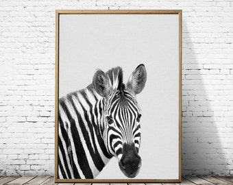 Zebra nursery print, Safari nursery, Nursery decor, Safari nursery art,  Woodland nursery, Safari wall, Safari print, Gift for kids, gift