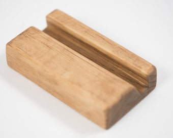 wood card stand - wooden card stand - business card stands - card display stand - card holder business - card holder stand - gift card stand
