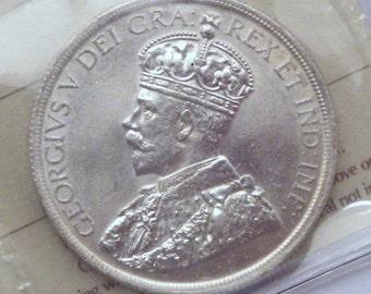 1936 Canada Dollar ICCS MS 63
