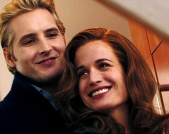 Pairings: Carlisle and Esme