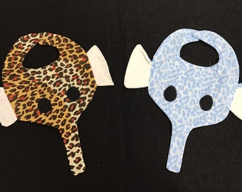 Elephant Bibs